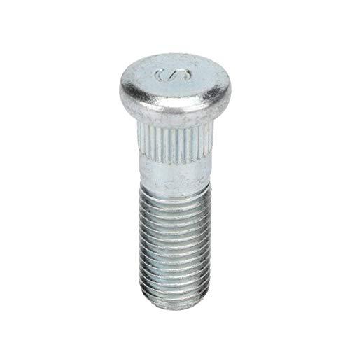 LUCHAO Gewindebolzen aus Eisen Radbolzen sind geeignet als Ersatzteile for Febest