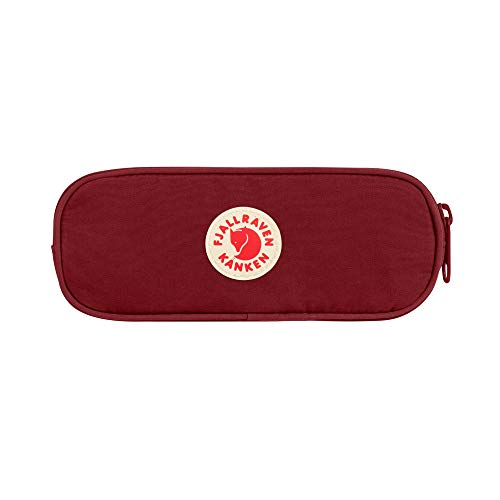 Fjallraven Kånken Pen Case, Étui Mixte Adulte, Rouge (Ox Red), 18 centimeters