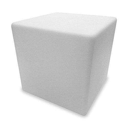 Happy Garden Cube Lumineux LED 40cm Multicolore NAOS