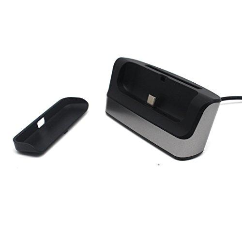 Fiimi - Base de carga para LG V20 (3 en 1) para LG V20, SYNC y carga, compatible con carga de batería de repuesto