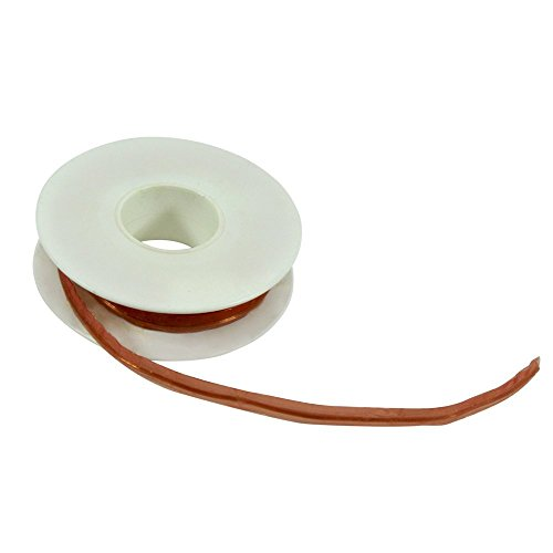 Sealah No Sew Double Sided Adhesive - Wire Shaper 20 Gauge 7 Yard Round (Wire Enclosed)