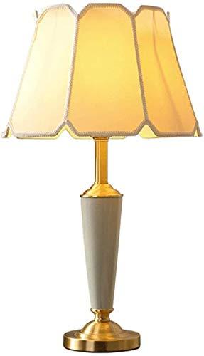 LIUYULONG Lámpara Decorativa Mesa de Mesa lámpara habitación habitación habitación de Noche lámpara de Estudio Densidad de Densidad luz 40 * 65cm Luz de Noche