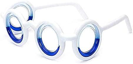 Motion Sickness Smart Glasses Raised Airsick Lensless Detachable Portable Foldable Travel Sports Glasses Anti-Motion Sickness