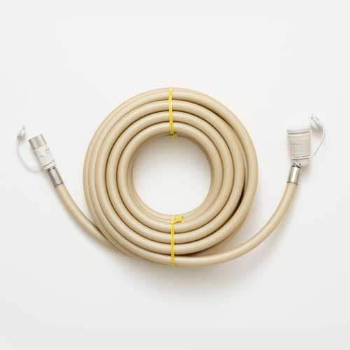 大阪ガス ガスコード(13A・LPガス兼用 長さ8m) 4-180-0081