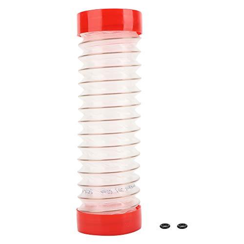 FCM200 Coperchio antipolvere per martello elettrico, Coperchio raccogli polvere per trapano in plastica per martello elettrico(Manico quadrato rosso)