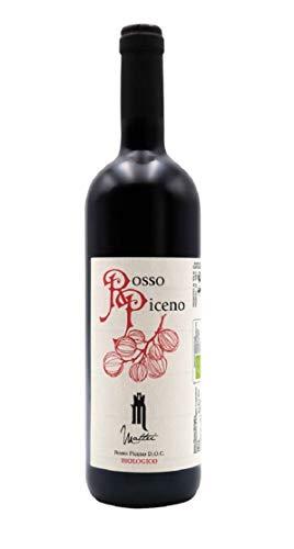 Vino rosso Rosso Piceno Bio Doc,0,75 lt