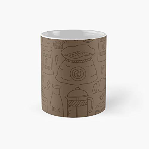 Coffee2 Classic Mug | Best Gift divertente tazze da caffè 325 ml