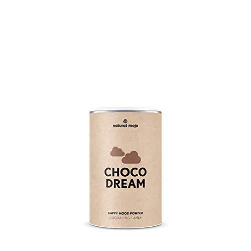 Natural Mojo Choco Dream – super cacao (150 g) – chocolat en poudre aux super-ingrédients pour...
