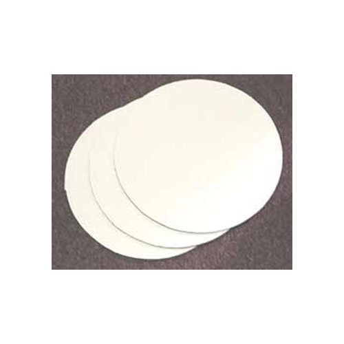 "Burke Supply White Top Circle Cake Board (18"": 10 Pieces)"