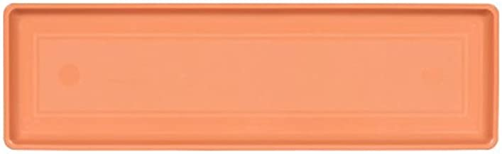 Novelty Countryside Flower Box Tray, Terracotta, (fits Novelty 24-inch Flower Boxes) - 10245
