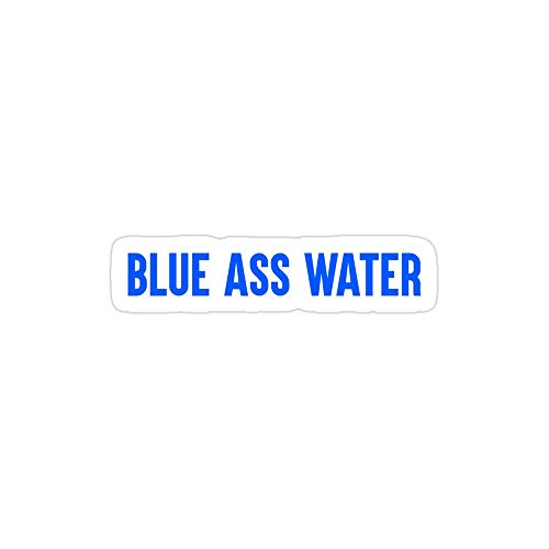Deangelo Blue Ass Water – Pegatinas Cody KO (3 Piezas/Paquete)