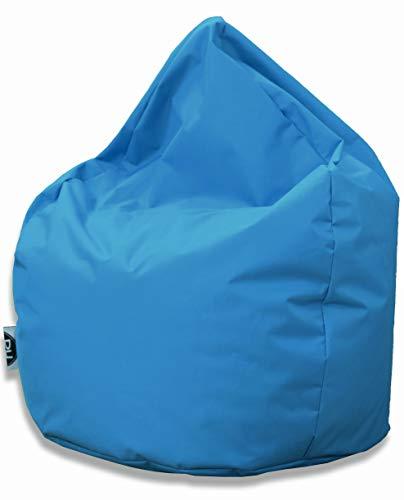 PH Patchhome Sitzsack Tropfenform - Königsblau für In & Outdoor XL 300 Liter - mit Styropor Füllung in 25 versch. Farben und 3 Größen