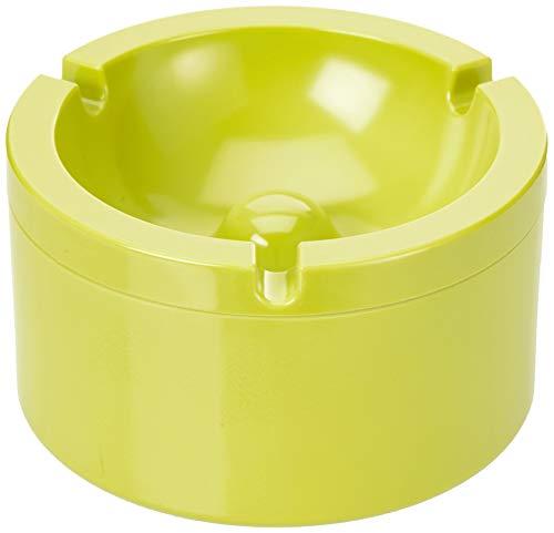 Aschenbecher mit Deckel - Latin Lime (hellgrün) Model Name: Aschenbecher mit Deckel - Latin Lime (hellgrün)