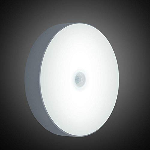 Led-nachtlampje met menselijke lichaam, usb-opladen, nachttafellampje, babyvoeding, nachtkastje, kledingkastje, lamp-wit_China
