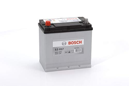 Bosch S3 017 Batteria Auto 12V 45Ah 300A/EN