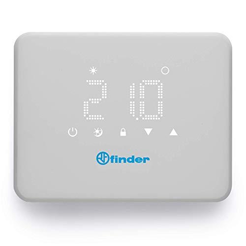 Termostati - Estate/Inverno Tipo 1T9190030000 - Serie 1T Finder, bianco