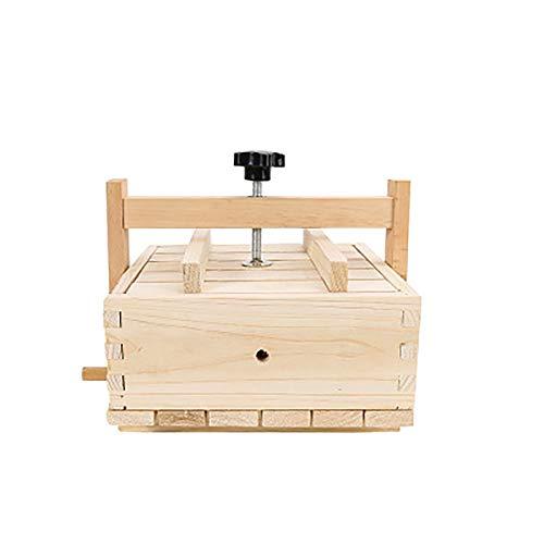OMKMNOE Tofu Maku Maker Forma Press con Palanca Druck, para DIY Inicio Restaurantes Cocina Ayuda Ayuda Accesorios De Cocina Prensa Forma De Queso Casera Pressers Extracsionable,1