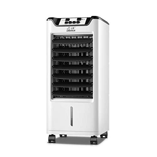 klimaanlage, Mobil, Ohne Abluftschlauch Super Windkühlung Industrie 3-in-1 leiser mechanischer Klimaanlagenlüfter mit Luftbefeuchter- und Luftreinigerfunktion, 3 Lüftergeschwindigkeiten mit Oszillatio