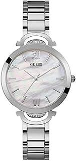 ساعة رسمية انالوج للنساء من جيس، ستانلس ستيل - W1090L1