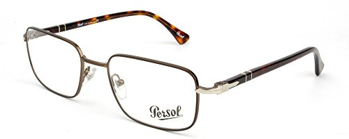 299ab683bbf84 Persol 2418V Eyeglasses 1020 Matte Brown Demo Lens 53mm is obviously of  which and will also be a fantastic purchase – Searching on the net can be  ...