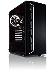 BEASTCOM Q1 | Home 'n Office PC | komputer biurowy | Intel i7 Quad Core 4X 3.80Ghz | 16GB RAM | 512GB SSD + 2TB | grafika Intel HD | HDMI | WLAN | Windows 10 Pro | Office 2019