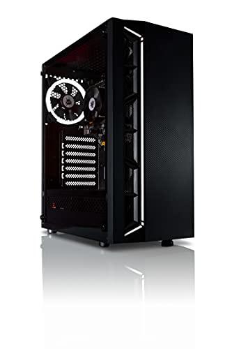 BEASTCOM Q1 | Home  n Office PC | ordenador de sobremesa | Intel i7 Quad Core 4X 4.00Ghz | 16GB RAM | 512GB SSD + 2TB | 4K Intel HD Graficos | HDMI | WiFi | Windows 10 Pro | Office 2019