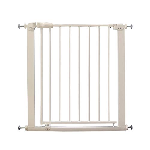 Learn More About Pressure Mount Baby Safety Gates Walk Through Door, for House Doorway Stairs (Size ...