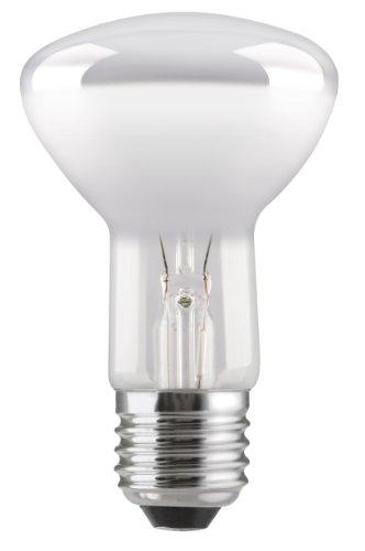 10 Stück Reflektorlampen R63 60 Watt E27 matt Strahler Spot und 60 Watt NR63 Lampe Birne