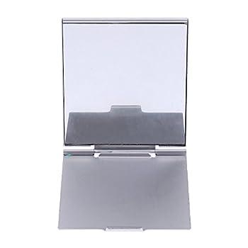 SGerste Miroir de camping/signalisation, miroir compact de survie, idéal pour randonnée, voyage, format de poche, solide et durable