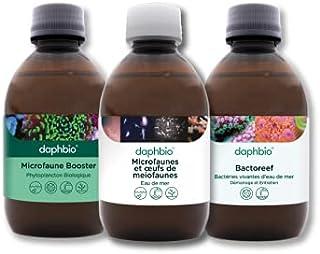 Daphbio Kit de démarrage pour Aquarium - 250 ML