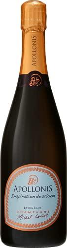 Apollonis Inspiration de Saison Millesime 2011 Extra Brut AOC von Michel Loriot, Jahrgangs-Champagner Extra Brut