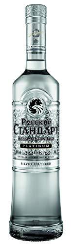 2. Vodka Russian Standard Platinum