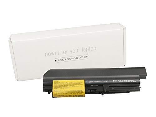 IPC-Computer Akku 56Wh (Widescreen) kompatibel für Lenovo ThinkPad T400 (6475)