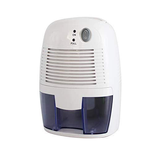 HFS (R) Small Space Mini Dehumidifier for Grow Tent Closets Bathroom and Basement