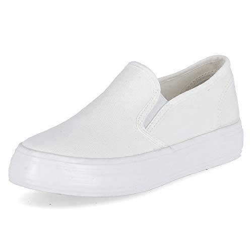 Sommerkind Slipper Größe 36 EU Weiß (Weiß)