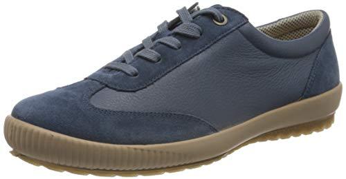 Legero Damen TANARO Sneaker, Blau (Indaco (Blau) 86), 43 EU (9 UK)