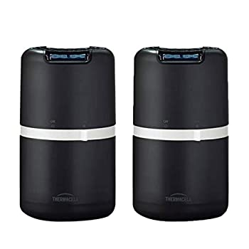 Thermacell Halo Outdoor Patio Shield Zone Insect Mosquito Repeller 2 Pack
