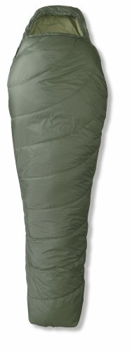 Gelert Schlafsack Xtreme Lite 800 LH, olive, 50 x 78 x 210 cm