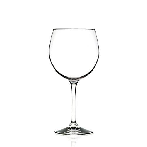 RCR Cristalleria Italiana, set 6 calici vino tosso serie invino