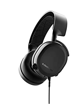 SteelSeries Arctis 3 Console - Stereo Wired Gaming Headset for PlayStation 5 / 4 Xbox Series X|S Nintendo Switch VR Android and iOS