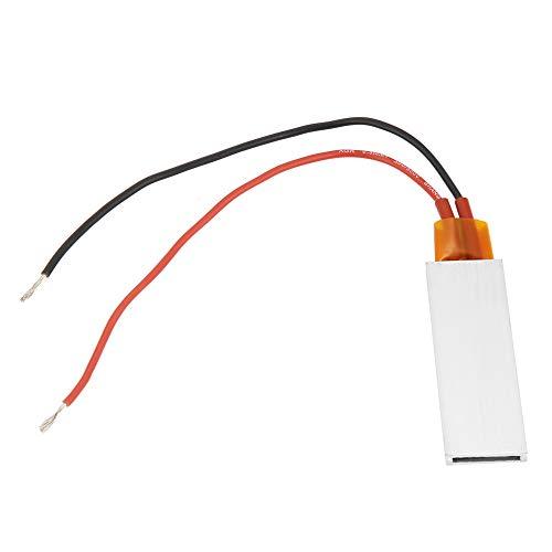 Placa calefactora de aislamiento, elemento calefactor seguro PTC, plancha de pelo duradera para caldera de huevos(220V220℃)