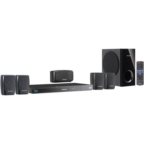 panasonic home audios Panasonic SC-BTT270 5.1 Surround Sound System (2011 Model)