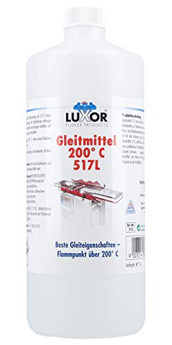 Luxor Gleitmittel L - 1000 ml
