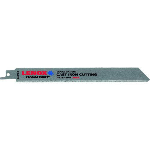 LENOX Tools Reciprocating Saw Blade, Diamond Grit, 8-Inch...
