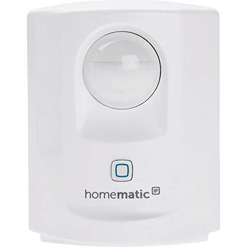 Homematic IP ELV ARR-Bausatz Bewegungsmelder mit Dämmerungssensor innen HmIP-SMI, für Smart Home