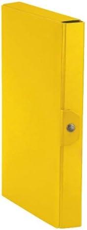 Esselte Delso Order Color Verde Dorso 4 cm A4 Archivador de Documentos de Larga duraci/ón Lomo de 4 cm