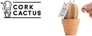 SUCK UK Cork Cactus (コルクカクタス) コルク サボテン コルクボード デスク オフィス用品 イギリス雑貨