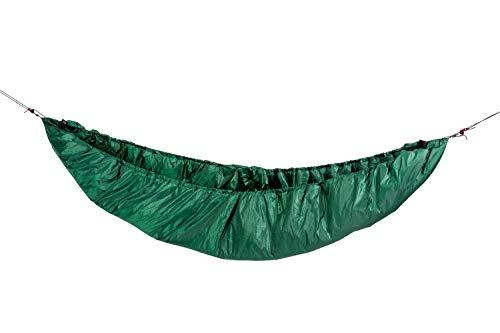AMAZONAS Hängematten Wärmeschutz Underquilt für Ultraleicht-Hängematten 260 x 120 cm in Grün