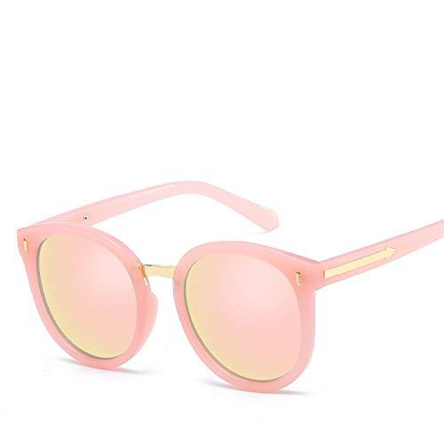 Gafas De Sol Polarizadas para Hombre, Gafas De Sol, Tendencia De Moda, Gafas para Mujer, Uñas De Arroz, Lentes Polarizadas (Size : 5. Powder Barbie)