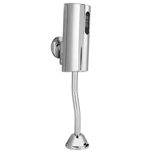 CUTICATE Automatischer Infrarot Sensor Urinalspüler Manuell Zinklegierung Spülventil Zubehör für Badezimmer Toiletten WC